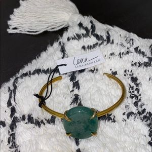 Lena Bernard Delfina cuff bracelet. BNWT